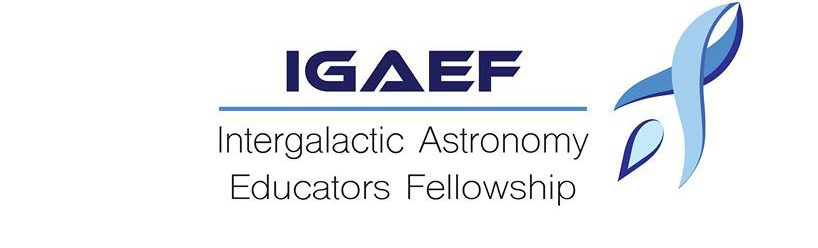 InterGalactic Astronomy Educators Fellowship